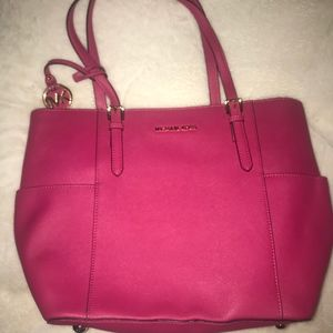 Michael Kors carry all tote